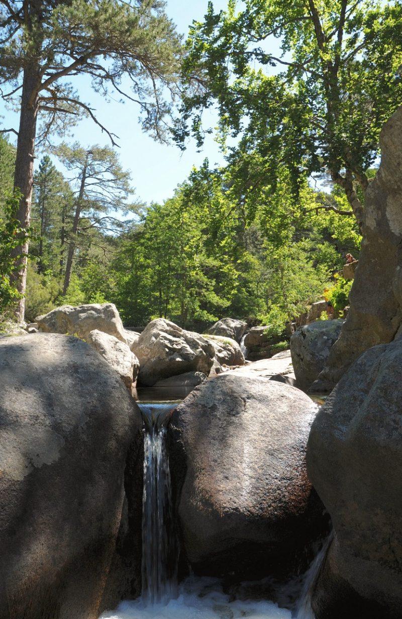 foret aitone cascades